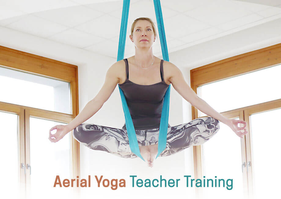 MOVING BONES - Aerial Yoga Teacher Training