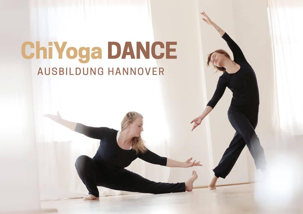 MOVING BONES - ChiYoga DANCE Kursleiter Ausbildung